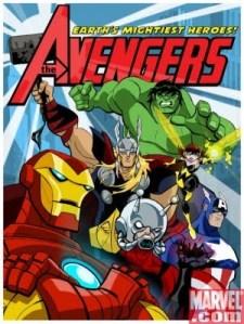 Os Vingadores: Os Super Heróis mais Poderosos da Terra – Legendado (AVI-HDTV)