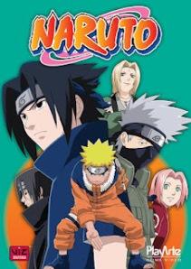 Naruto Clássico – Legendado (RMVB-DVDRip)