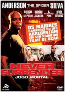 Never Surrender: Jogo Mortal – Dual Áudio (AVI-DVDRip)