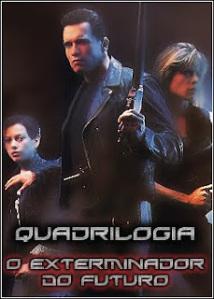 Quadrilogia: Exterminador do Futuro – Dublado (AVI-DVDRip)