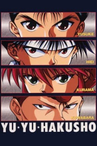 Yu Yu Hakusho - Dublado (AVI-DVDRip/MKV-BluRay)