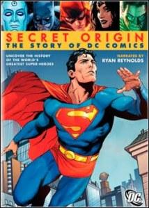 Origem Secreta: A História da DC Comics - Dual Áudio (AVI-DVDRip)