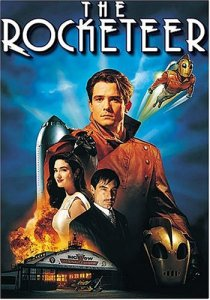 The Rocketeer - Legendado (AVI-DVDRip)